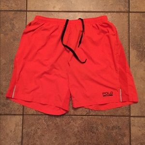 Polo Sport Running/Workout Shorts